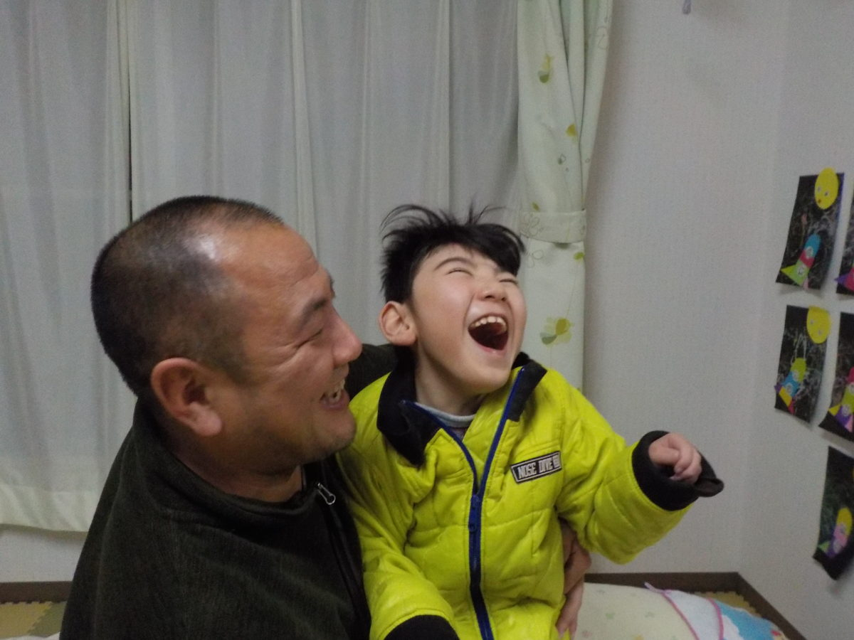 重症心身障害の子どもに地域で生きる夢と幸せを