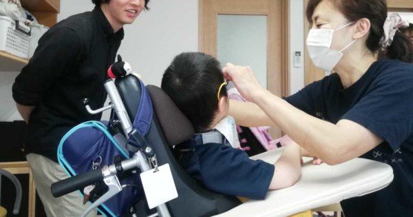 重症心身障害児向けの放課後等デイサービス『わいわいくらぶ油平』