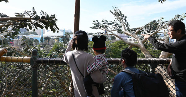 「難病児の夢の実現とご家族の思い出づくり」事業のボランティア体験