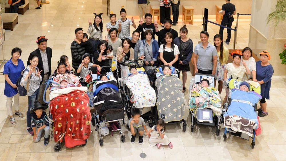 【第2期】医療的ケアが必要な難病児ご家族の励ましあいをサポート(交流事業)