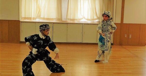 中国伝統芸能「京劇」の日本での振興活動と福祉支援